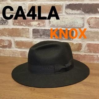 カシラ(CA4LA)のCA4LA☆NOX☆長ツバハット カシラ帽子登坂広臣岩田剛典(ハット)