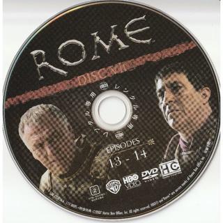 ROME DISCⅦ [DVD-ディスクのみ](TVドラマ)