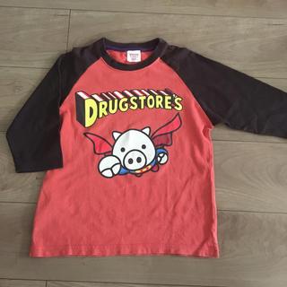 ドラッグストアーズ(drug store's)のdrugstore's七分袖Tシャツ120(Tシャツ/カットソー)