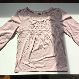 エニィファム(anyFAM)のanyFAM シャツ ピンク(Tシャツ(半袖/袖なし))