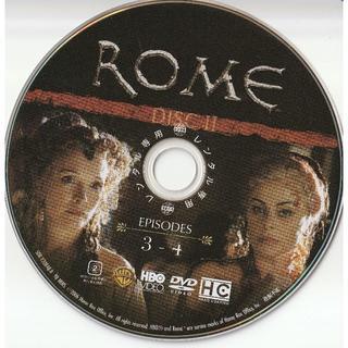 ROME DISCⅡ [DVD-ディスクのみ](TVドラマ)