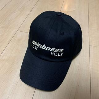 カラバサス キャップ season5 黒(キャップ)