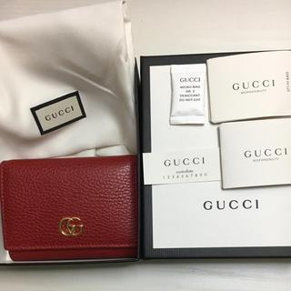 Gucci - 最終値下げ!GUCCI プチマーモント お財布 美品⭐︎