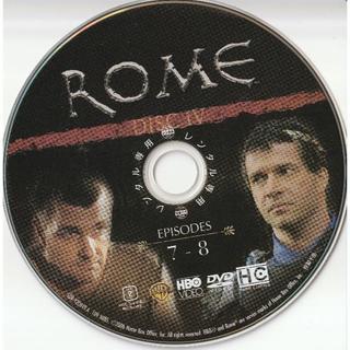 ROME DISCⅣ [DVD-ディスクのみ](TVドラマ)