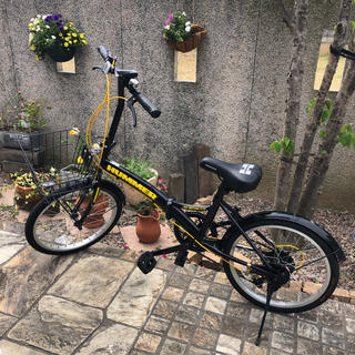 ハマー(HUMMER)のハマー 折りたたみ自転車(自転車本体)