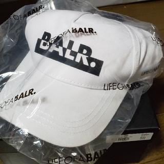 BALR. CONTRASTING LOGO CAP 新品未使用(キャップ)
