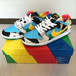 NIKE - 27.5CM Ben & Jerry's×SB Dunk Low