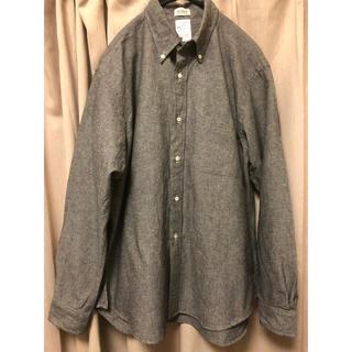 COMOLI - WASEW 20SS ワソー オックスフォードボタンダウンシャツ