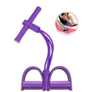 VENSMILE トレーニングチューブ 筋肉トレーニング 抵抗バンド 筋トレ(トレーニング用品)