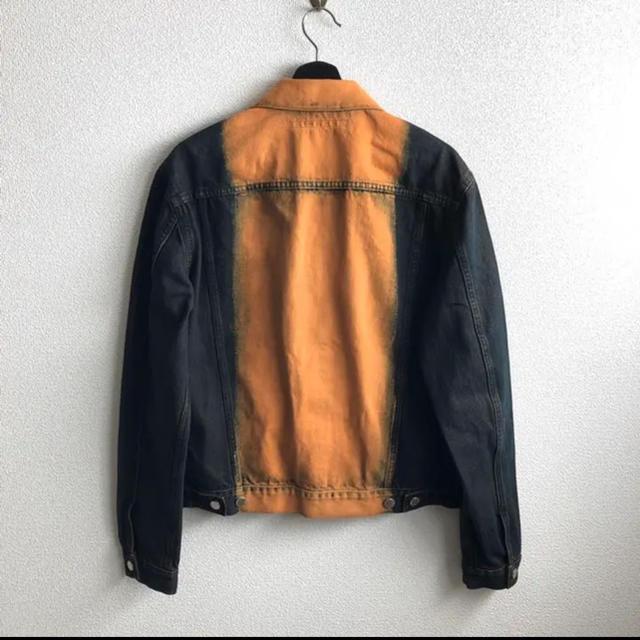 JOHN LAWRENCE SULLIVAN(ジョンローレンスサリバン)のジョンローレンスサリバン デニムジャケット メンズのジャケット/アウター(Gジャン/デニムジャケット)の商品写真