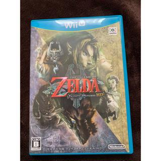 ウィーユー(Wii U)のWII U ゼルダの伝説 トワイライトプリンセスHD(家庭用ゲームソフト)