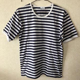 マリメッコ(marimekko)のマリメッコ ボーダーT(Tシャツ/カットソー(半袖/袖なし))