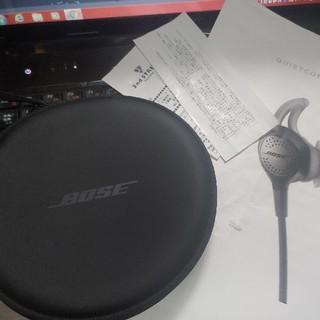 ボーズ(BOSE)のBOSE QUIETCONTROL 30 ノイズキャンセリング(ヘッドフォン/イヤフォン)