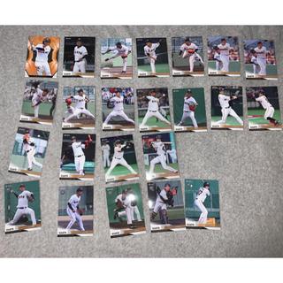 エポック(EPOCH)の巨人(ジャイアンツ) EPOCH 2020 NPB プロ野球カード 23枚(スポーツ選手)