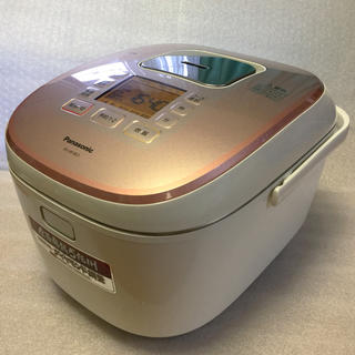 パナソニック(Panasonic)のパナソニック 1.8L 1合~1升 IHジャー炊飯器 (炊飯器)