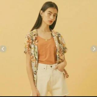 シールームリン(SeaRoomlynn)のSearoomlynn新品オープンカラーシャツ(シャツ/ブラウス(長袖/七分))
