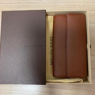 ルイヴィトン(LOUIS VUITTON)のルイヴィトンレディス長財布(財布)