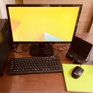 エイサー(Acer)のパソコン(デスクトップ型PC)
