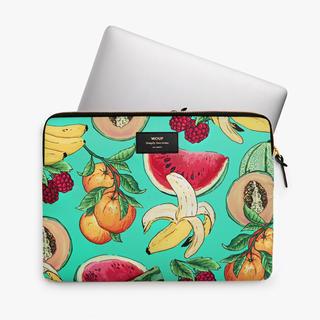 UNITED ARROWS - WOUF MacBook sleeve PCケース 13インチ フルーツ