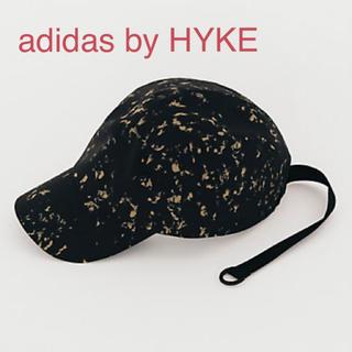 ハイク(HYKE)のハイク キャップ 新品・未使用・限定 adidas by HYKE キャップ (キャップ)