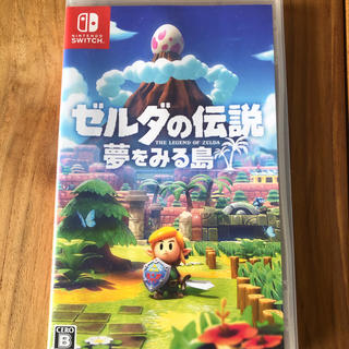 ニンテンドースイッチ(Nintendo Switch)のゼルダの伝説 夢を見る島 ニンテンドースイッチ(家庭用ゲームソフト)