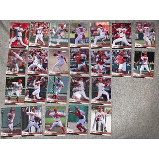 エポック(EPOCH)の広島東洋カープ EPOCH 2020 NPB プロ野球カード 24枚(スポーツ選手)