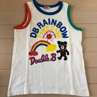 ダブルビー(DOUBLE.B)のDOUBLE-B シャツ(Tシャツ/カットソー)