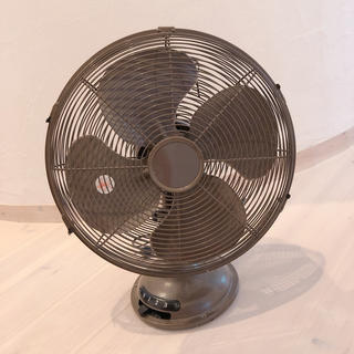 ★ジャンク 扇風機 アンティーク(扇風機)