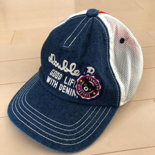 ダブルビー(DOUBLE.B)のDOUBLE-B 帽子(帽子)