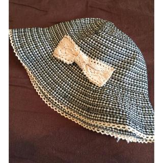 イオン(AEON)のイオン 女の子帽子 52㎝(帽子)
