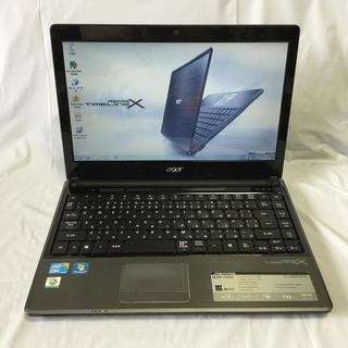 エイサー(Acer)のacer Aspire 3820T-CS337   Core i3-370M(ノートPC)