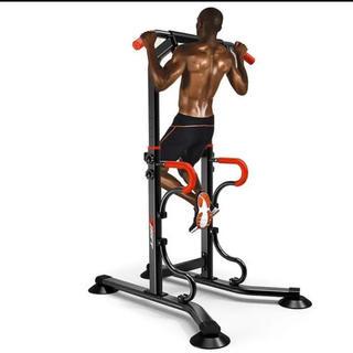 セール中 ぶら下がり健康器 懸垂マシン チンニングスタンド 筋トレ 背筋(トレーニング用品)