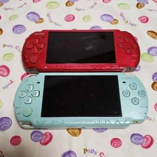 プレイステーションポータブル(PlayStation Portable)のPSP(携帯用ゲーム機本体)