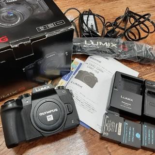 パナソニック(Panasonic)のLumix DMC−G8 DMC-G8M-K(ミラーレス一眼)