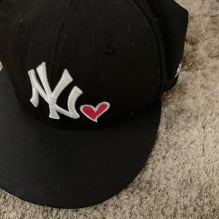 ニューエラー(NEW ERA)のニューエラキッズキャップ(帽子)
