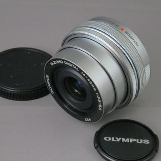オリンパス(OLYMPUS)のオリンパス M.ZUIKO DIGITAL14-42mm F3.5-5.6EZ(レンズ(ズーム))