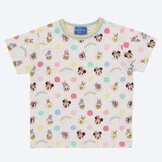 ディズニー(Disney)のDisney うさピヨTシャツ(Tシャツ(半袖/袖なし))