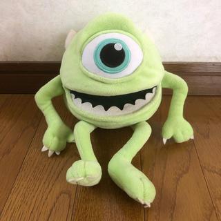 ディズニー(Disney)のパペット♡マイク♡ディズニーランド購入♡モンスターズインク♡ぬいぐるみ♡(キャラクターグッズ)