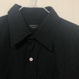 EPOCA - EPOCA UOMO デザイン半袖シャツ