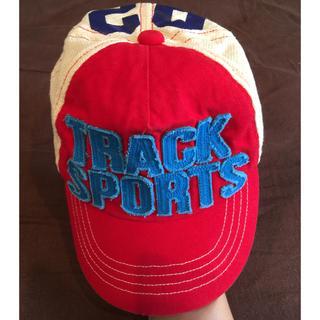 ブリーズ(BREEZE)のBREEZE kids帽子  52センチ(帽子)