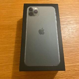 iPhone - iPhone11 Pro MAX 256G グリーン
