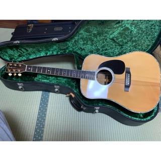 東海楽器製 Cat's EYES CE-2500 ハカランダ単板(アコースティックギター)