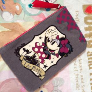 ディズニー(Disney)の新品未使用 ディズニーハロウィン ペンケース ミキミニ(キャラクターグッズ)