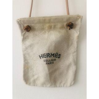 Hermes - HERMES アリーヌ ショルダー バッグ ポーチ ヴィンテージ