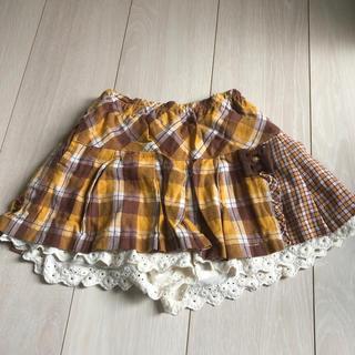ニットプランナー(KP)のKP★キュロットスカート110cm(スカート)