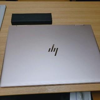 ヒューレットパッカード(HP)のHP Spectre x360 Special Editionローズゴールド(ノートPC)
