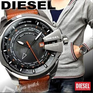 ディーゼル(DIESEL)のDIESEL【DZ-4321 MEGA CHIEF】ディーゼル腕時計★未使用品(腕時計(デジタル))
