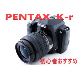 ペンタックス(PENTAX)の✨4000円相当おまけ付き✨手振れ補正+スマホ転送✨ペンタックス k-r ✨(デジタル一眼)