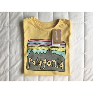 パタゴニア(patagonia)の新品♢パタゴニア キッズ tシャツ(Tシャツ/カットソー)