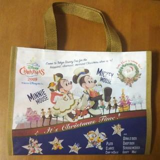 ディズニー(Disney)の2019ディズニークリスマス お菓子バッグ(キャラクターグッズ)